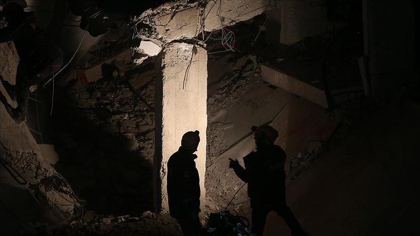 AKUT Başkanı Şalcı: Elazığ'daki deprem haberini aldıktan 3 saat sonra olay yerindeydik