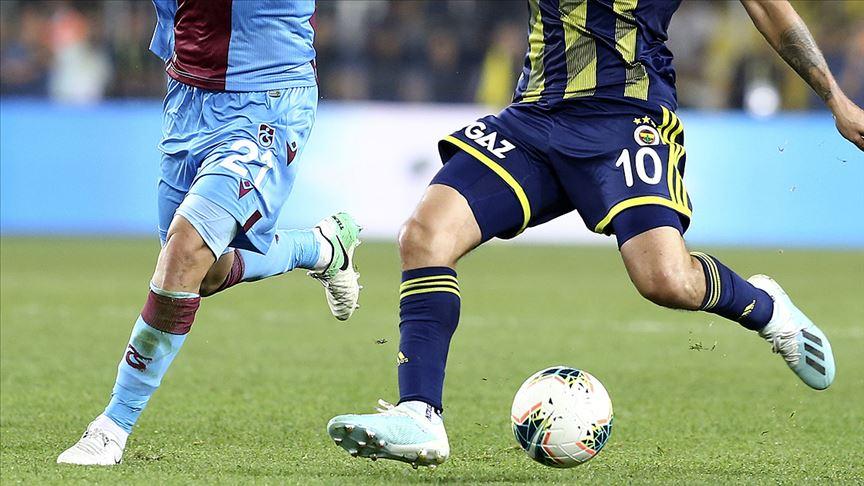 Trabzonspor-Fenerbahçe maçının hakemi belli oldu