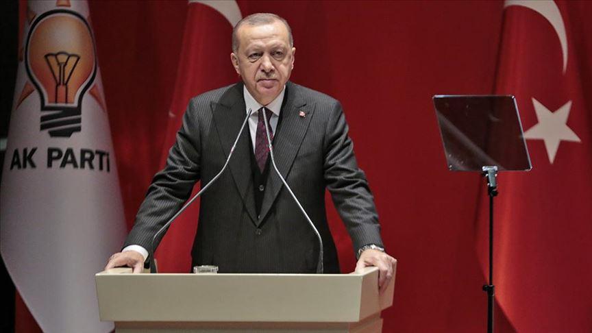 Cumhurbaşkanı Erdoğan: Barış çınarı Kudüs yıkılırsa bunun altında tüm dünya kalır