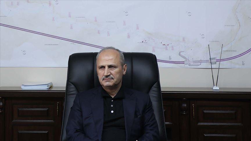 Ulaştırma ve Altyapı Bakanı Turhan: Böyle zamanlarda bu afetleri siyasete alet etmememiz lazım