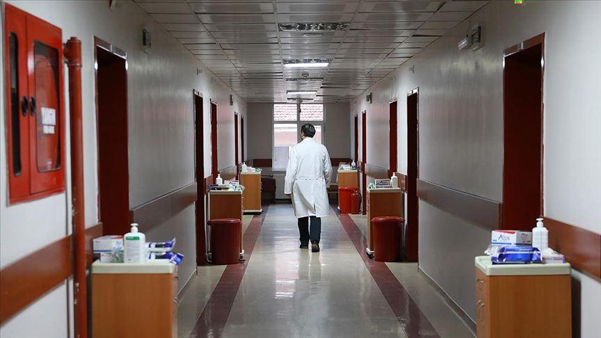 Sağlık Bakanlığı Vuhan'dan gelenlerin bulunduğu hastaneden görüntüleri paylaştı