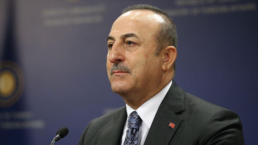 Dışişleri Bakanı Çavuşoğlu: Şehitlerin kanı yerde kalmayacak