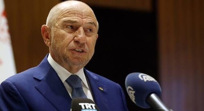 TFF: Nihat Özdemir ve yönetim kurulu görevinin başında!