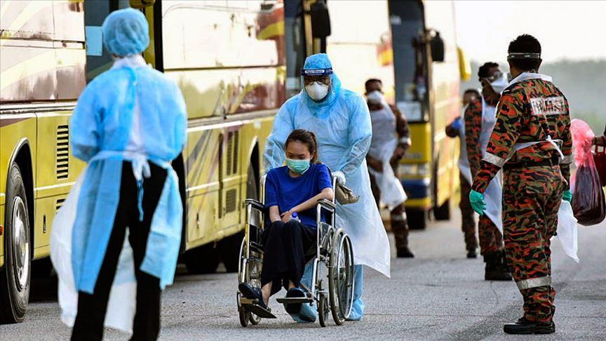 Tayland, Singapur ve Güney Kore'de koronavirüs vakalarında artış