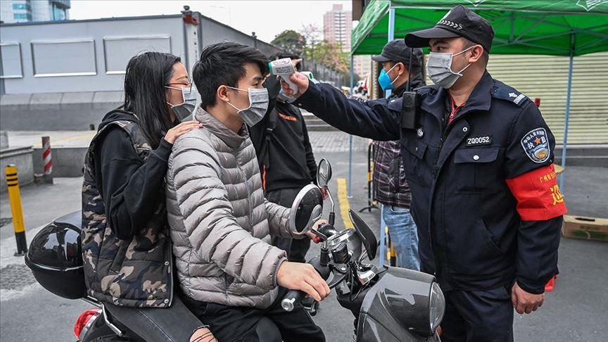 Çin'de yeni tip koronavirüs nedeniyle ölenlerin sayısı 637'ye çıktı!