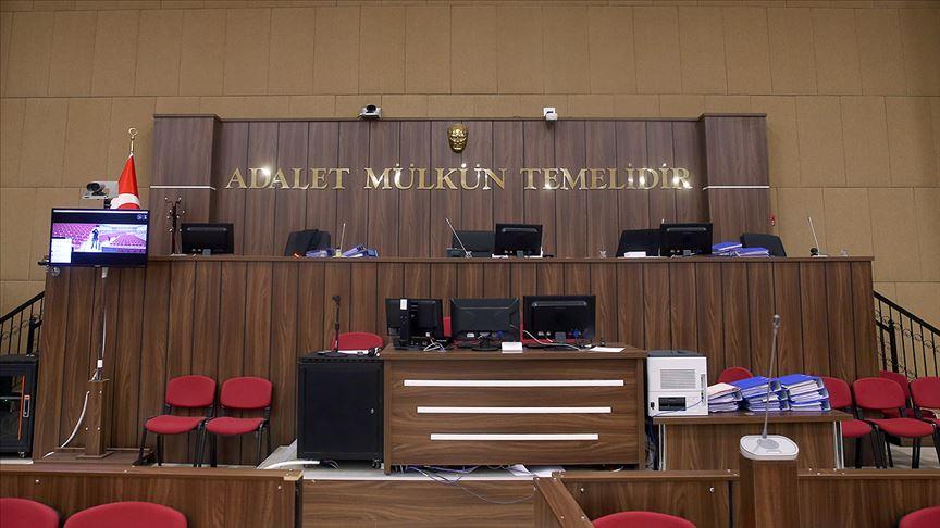 Eski HSYK üyesi Kaya'ya FETÖ üyeliğinden 12 yıl hapis cezası