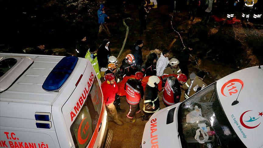 İstanbul İl Sağlık Müdürlüğü: Hastaların otobüsle hastaneye taşındığı iddiaları gerçek dışıdır