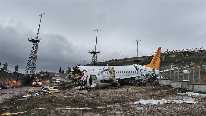 Sabiha Gökçen Havalimanı'nda enkaz kaldırma çalışmalarına başlanacak