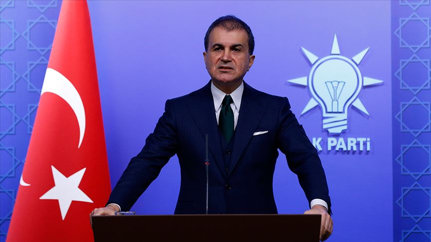 AK Parti Sözcüsü Çelik: Pistten çıkan uçakla ilgili spekülatif haberlere itibar edilmemeli