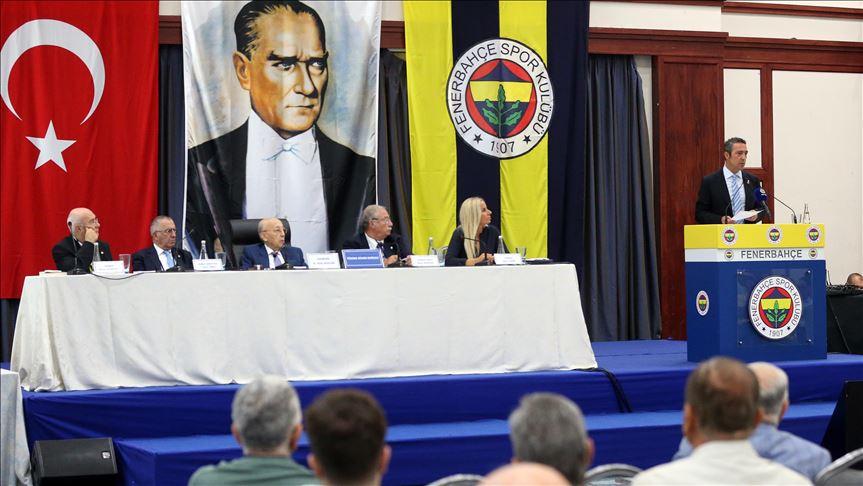 Fenerbahçe'de yüksek divan kurulu toplantısı yarın yapılacak