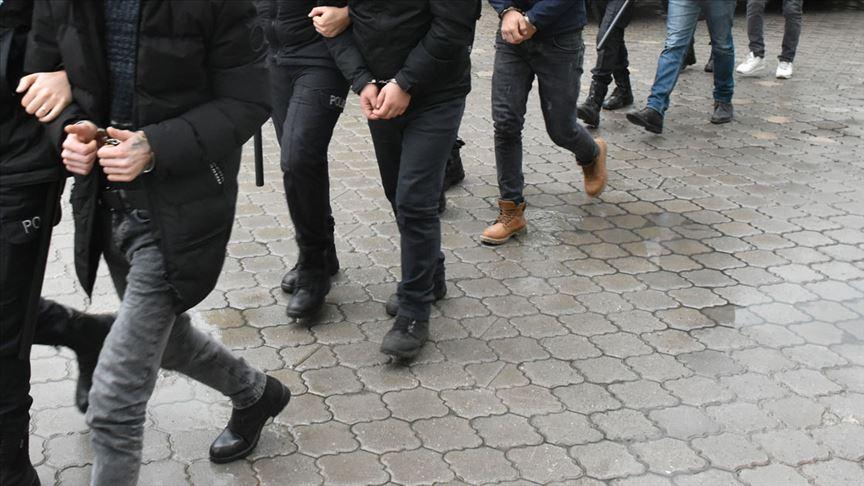 2 ayrı suç örgütüne yönelik soruşturmada 171 gözaltı kararı