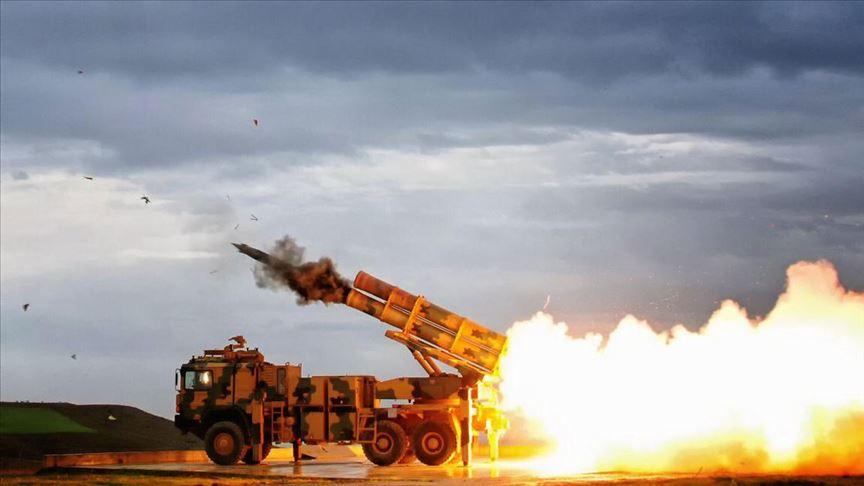 MSB: 115 rejim hedefi ateş altına alındı, 101 rejim unsuru etkisiz hale getirildi