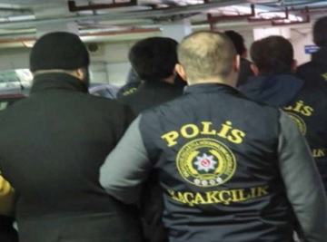 İstanbulda '10 Numara Yağ' Operasyonu