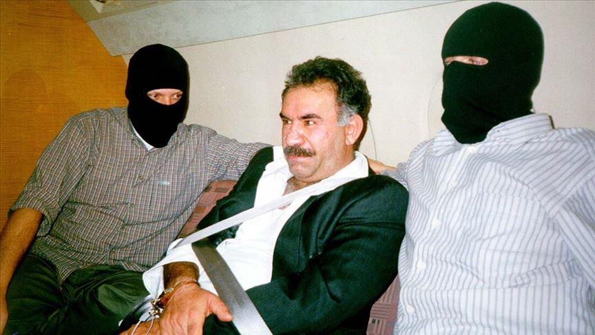 Terörist başının Kenya'da paketlenip Türkiye'ye getirilmesinin üzerinden 21 yıl geçti