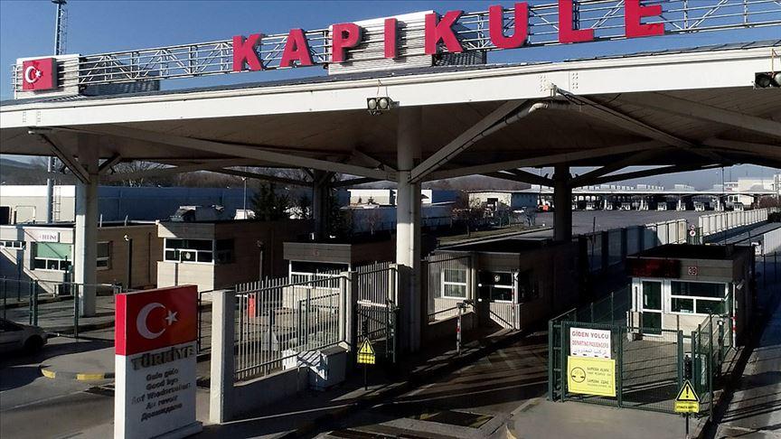 Kapıkule Sınır Kapısı'ndan 7 milyon yolcu geçti!