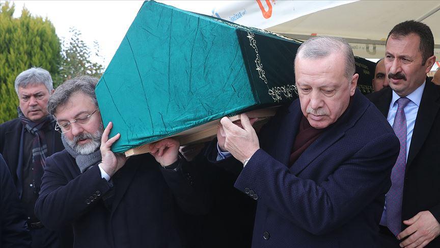 Cumhurbaşkanı Erdoğan İstanbul'da..