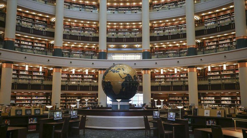 Cumhurbaşkanlığı Millet Kütüphanesi perşembe günü açılacak!