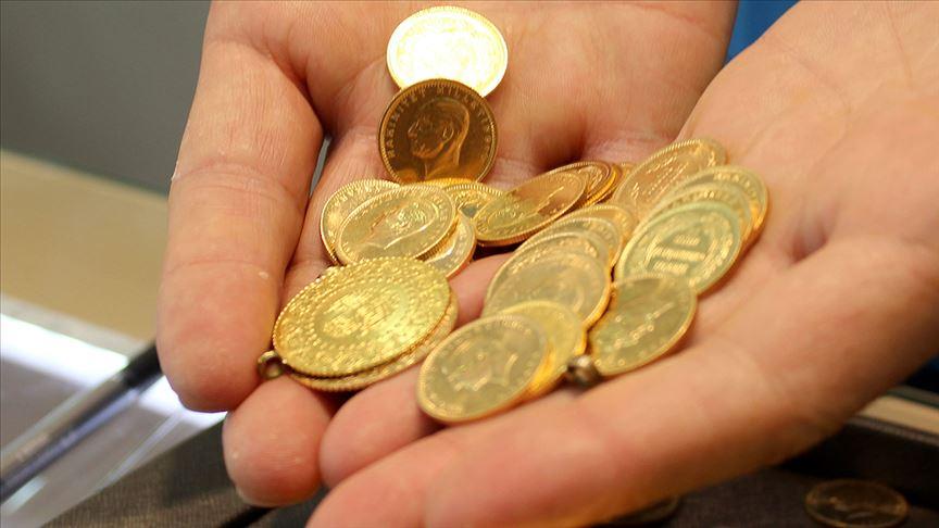 Gram altın 310 lira seviyelerine geldi..