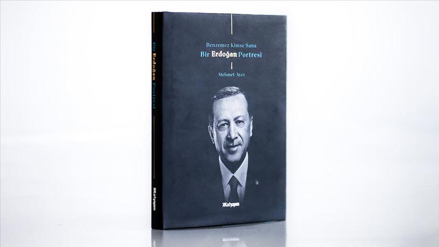 'Benzemez Kimse Sana Bir Erdoğan Portresi' 26 Şubat'ta raflarda..