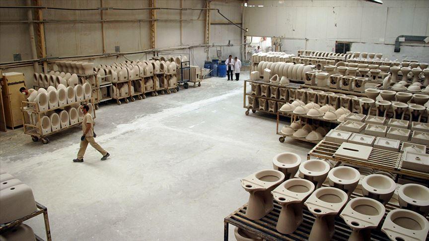 Seramik ürünlerinin ticareti 5 yılda 7 milyar dolara yaklaştı!