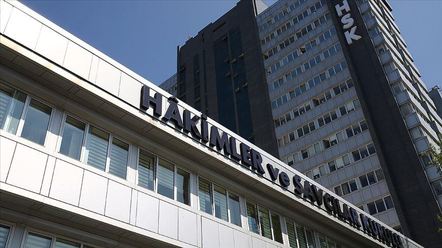 HSK'den Gezi Parkı davasına bakan mahkeme heyetine inceleme