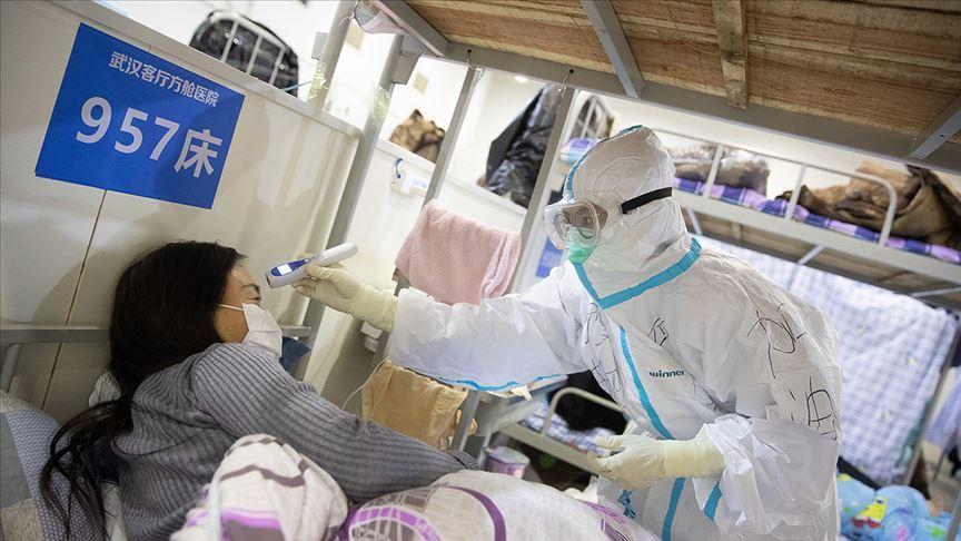 Dünyada yeni tip koronavirüs bulaşan kişi sayısı 76 bin 700'ü aştı!