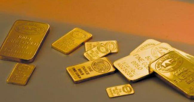 Gram altın 320 lira seviyelerinde!