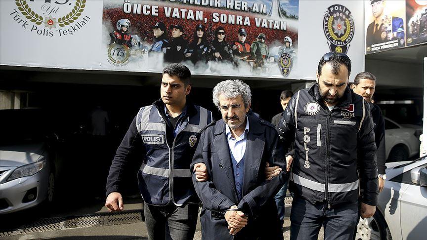 Eski ÖSYM Başkanı Ali Demir'e FETÖ'den yeni dava