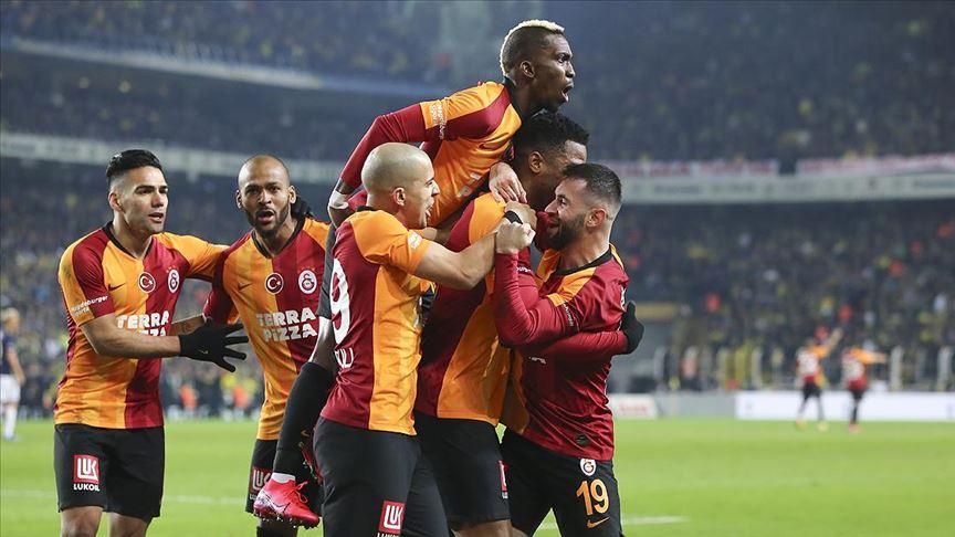 Galatasaray'dan Kadıköy'de Galibiyet
