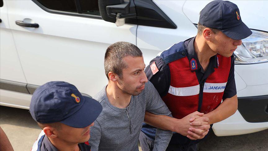 Emniyet Müdürü Verdi'yi şehit eden polis memuru Sarıcaoğlu 'FETÖ'den tutuklandı