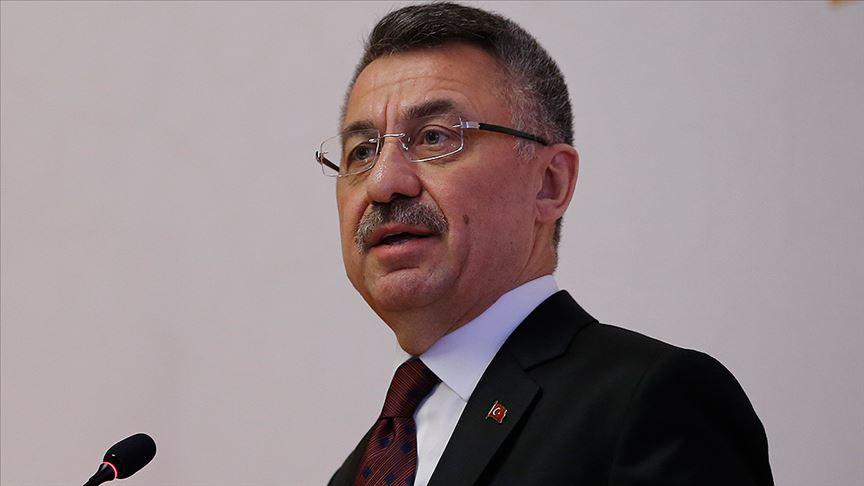 Cumhurbaşkanı Yardımcısı Oktay: 1198 hizmetin Dijital Türkiye Portalı'ndan sunulması sağlandı