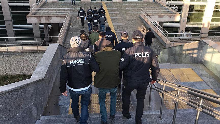 Son bir haftadaki narkotik operasyonlarında 842 kişi yakalandı