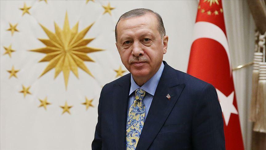 Cumhurbaşkanı Erdoğan'ın doğum gününe sosyal medyada kutlama