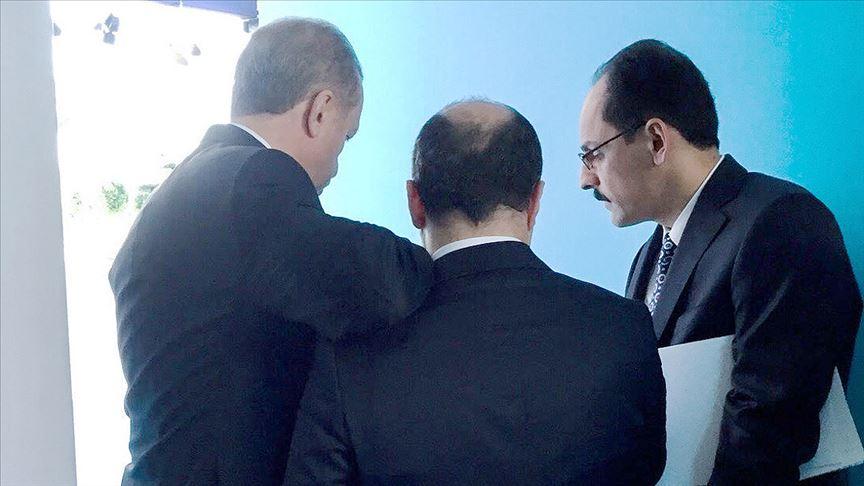 Varank'tan Cumhurbaşkanı Erdoğan için fotoğraflı doğum günü kutlaması