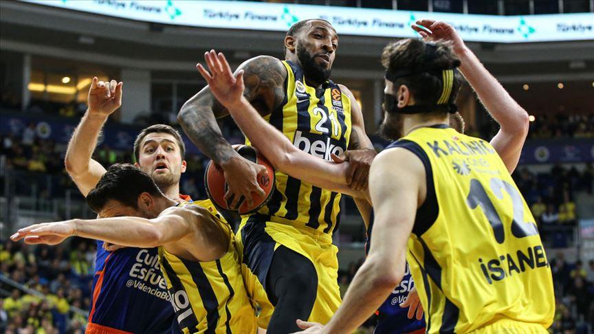 Fenerbahçe Beko THY Avrupa Ligi'nde Valencia'ya konuk olacak!