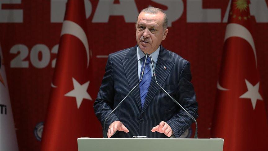Cumhurbaşkanı Erdoğan: İdlib'de 3 şehidimiz var!