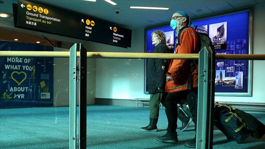 'Kovid-19' salgını Avrupa hava trafiğini azalttı