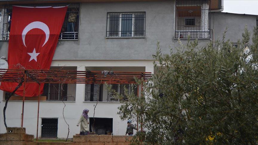 İdlib'de şehit olan Uzman Onbaşı Selim Nergiz'in ailesine acı haber verildi