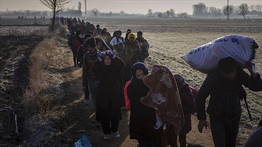 Altun: Türkiye'den ayrılan mülteci sayısı 80 bin 888 oldu!