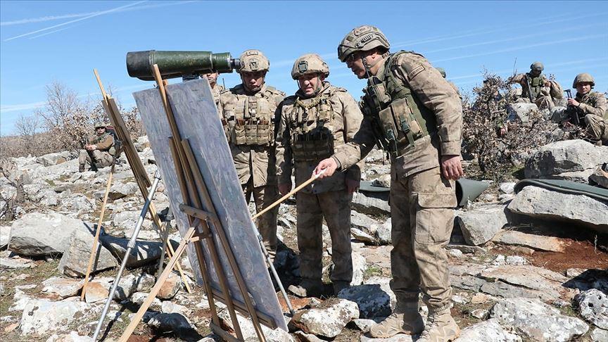 İçişleri Bakanlığı: Siirt-Şırnak arasında 'Kapan-7 Karadağ Operasyonu' başlatıldı