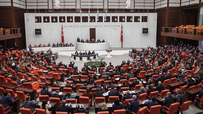 Meclis İdlib için kapalı toplanacak!