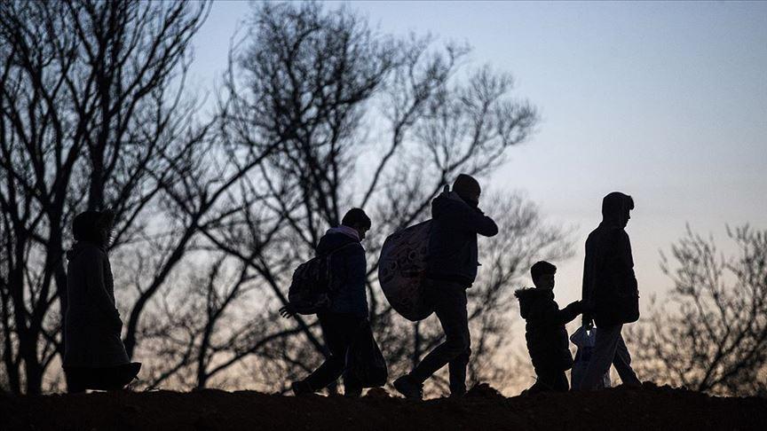Soylu: Edirne'den Yunanistan'a geçen göçmen sayısı 130 bin 469