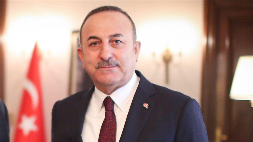 Dışişleri Bakanı Çavuşoğlu: AB kurumları Avrupa'nın ve insanlığın ortak değerlerine saygı göstermelidir