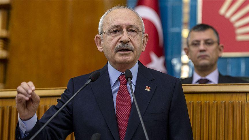 Kılıçdaroğlu: Hiçbir zaman Suriye'deki rejimi savunmadık savunmuyoruz da
