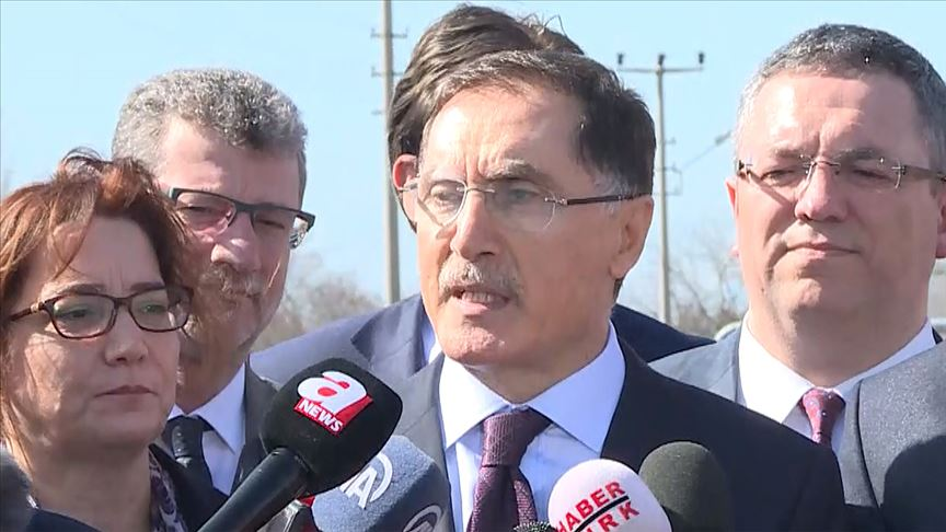 Kamu Başdenetçisi Malkoç: Sınırınıza istediğiniz tadar tel örgü örün bu insanları durduramazsınız