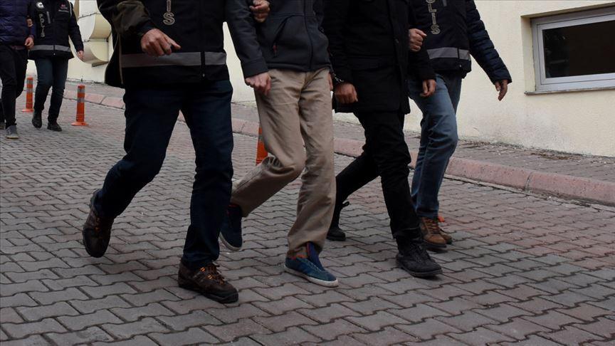 FETÖ'nün emniyetteki mahrem yapılanmasına yönelik soruşturmada 18 gözaltı