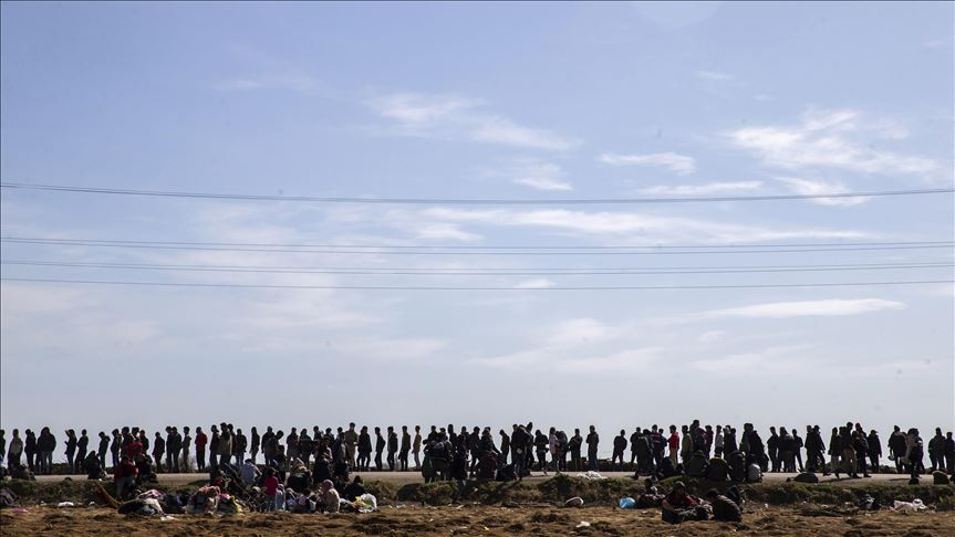 Bakan Soylu Yunanistan'a geçen göçmen sayısı açıkladı