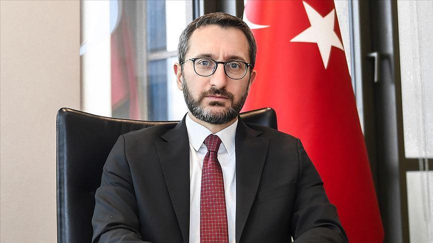İletişim Başkanı Altun: Türkiye insani bir felaket yaşanmasını izleyemez
