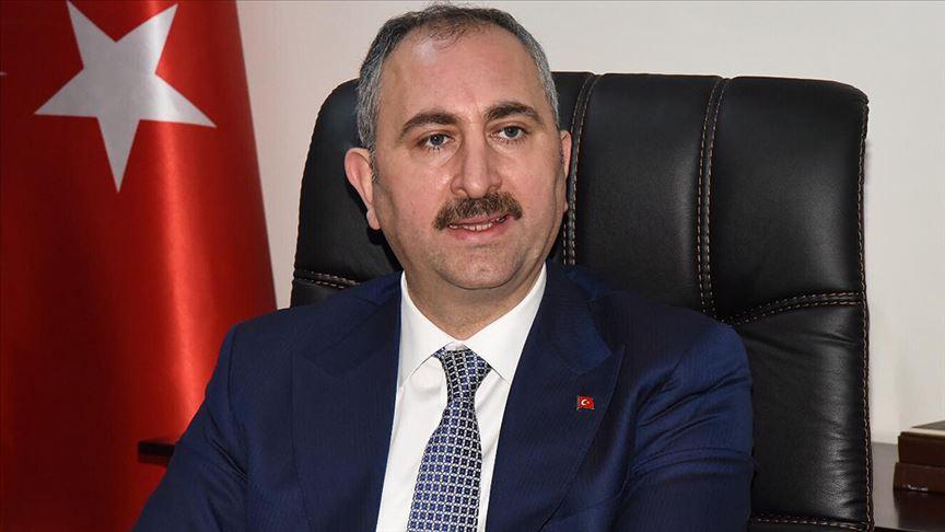 Adalet Bakanı Gül: Engin Özkoç hakkında hazırlanan fezleke Meclis'e gönderilmiştir