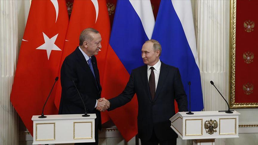 Cumhurbaşkanı Erdoğan: İdlib'de yeni bir statünün oluşturulması kaçınılmaz hale gelmiştir